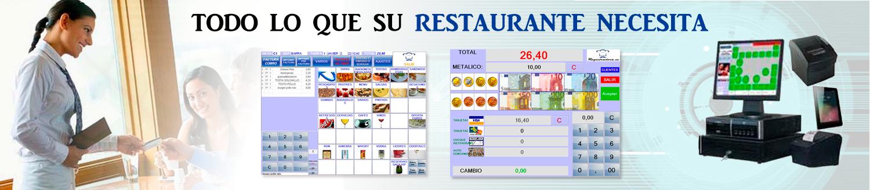 Tpv para gestión de restaurantes